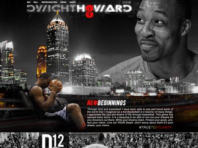 Dwight Howard Website